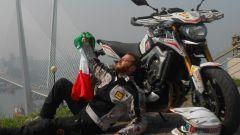 Transiberiana su Yamaha MT-09 Street Rally - Immagine: 24