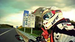 Transiberiana su Yamaha MT-09 Street Rally - Immagine: 1