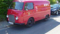 Transit Taunus del 1953 usato dai Vigili del Fuoco tedeschi