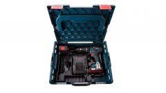 Trapano avvitatore a percussione Bosch GSB 18-2-Li Plus Professional: la confezione