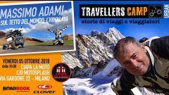 Travellers Camp Urban: appuntamento alle 20 da Ciapa la moto a Milano