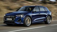 Audi e-tron quattro, come funziona la trazione integrale elettrica con torque vectoring elettrico