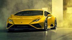 Trazione posteriore per la Lamborghini Huracan EVO RWD