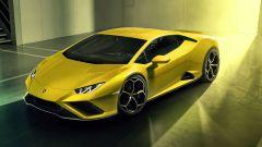 Tre modalità di guida per la Lamborghini Huracan EVO RWD