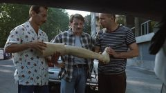Tre uomini e una gamba, con Aldo, Giovanni e Giacomo