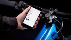Trek E-Caliber: connessione con la app