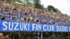 Tribune Suzuki MotoGP