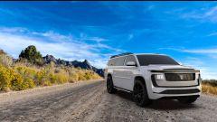 Triton Model H: un maxi-SUV da oltre 1.000 CV