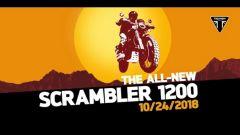 Triumph 1200 Scrambler: tutto pronto per l'esordio [VIDEO] - Immagine: 5