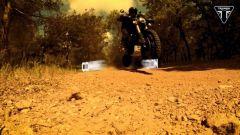 Triumph 1200 Scrambler: tutto pronto per l'esordio [VIDEO] - Immagine: 4