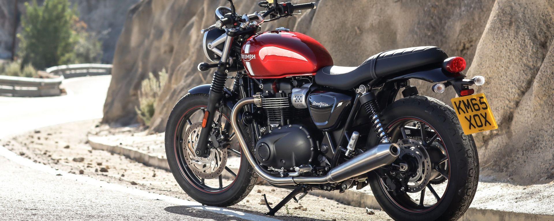 Triumph a Motodays 2016