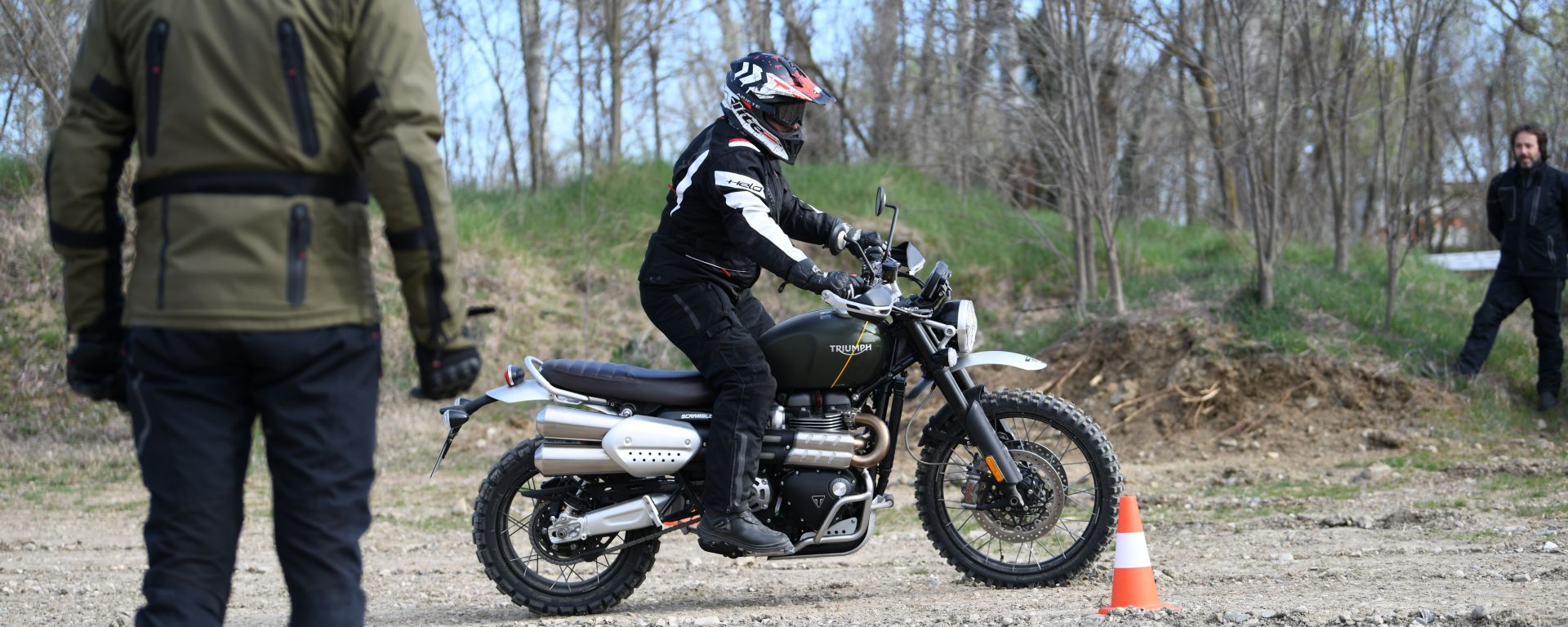 Triumph Adventure Experience: l'off-road secondo Triumph