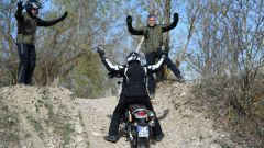 Triumph Adventure Experience: l'off-road secondo Triumph - Immagine: 2