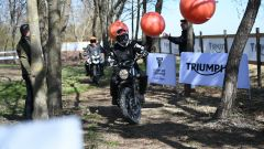 Triumph Adventure Experience: l'off-road secondo Triumph - Immagine: 6
