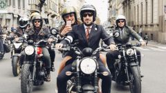 Triumph alla Distinguished Gentleman's Ride