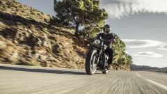 Triumph Bobber Black 2018: la prova su strada in video - Immagine: 18