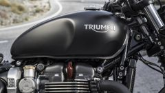 Triumph Bobber Black 2018: la prova su strada in video - Immagine: 22