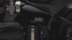 Triumph Bobber Black: finiture, come sempre, al top