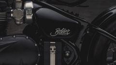 Triumph Bobber Black: finiture, come sempre, al top