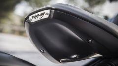 Triumph Bobber black, rigorosamente mono posto
