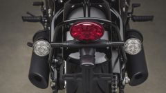 Triumph Bobber Black: tutti i gruppi ottici sono a LED