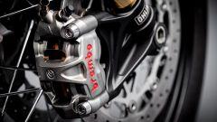 Triumph Bobber TFC 2020: i freni Brembo