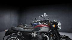 Triumph: gamma Bonneville 2021 in video