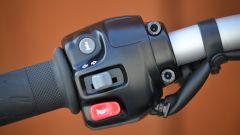 Triumph Bonneville Bobber: blocchetto elettrico sinistro