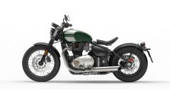 Triumph Bonneville Bobber, Competition Green
