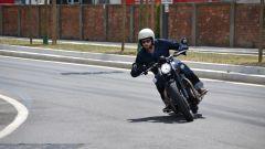 Triumph Bonneville Bobber: la prova su strada