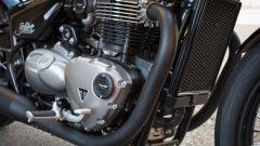 Triumph Bonneville Bobber: prova, prezzo e caratteristiche [video] - Immagine: 23