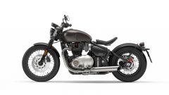 Triumph Bonneville Bobber: prova, prezzo e caratteristiche [video] - Immagine: 62