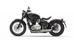 Triumph Bonneville Bobber: prova, prezzo e caratteristiche [video] - Immagine: 67