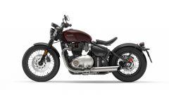 Triumph Bonneville Bobber: prova, prezzo e caratteristiche [video] - Immagine: 71