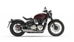 Triumph Bonneville Bobber: prova, prezzo e caratteristiche [video] - Immagine: 72