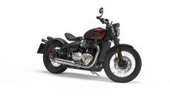 Triumph Bonneville Bobber: prova, prezzo e caratteristiche [video] - Immagine: 74