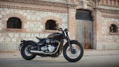 Triumph Bonneville Bobber: prova, prezzo e caratteristiche [video] - Immagine: 76
