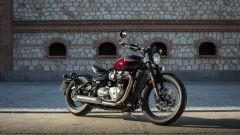 Triumph Bonneville Bobber: prova, prezzo e caratteristiche [video] - Immagine: 77