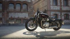 Triumph Bonneville Bobber: prova, prezzo e caratteristiche [video] - Immagine: 78