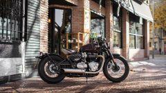 Triumph Bonneville Bobber: prova, prezzo e caratteristiche [video] - Immagine: 79