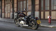 Triumph Bonneville Bobber: prova, prezzo e caratteristiche [video] - Immagine: 80