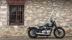 Triumph Bonneville Bobber: prova, prezzo e caratteristiche [video] - Immagine: 82