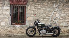 Triumph Bonneville Bobber: prova, prezzo e caratteristiche [video] - Immagine: 83