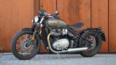 Una settimana con la Triumph Bonneville Bobber - Immagine: 9