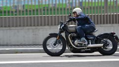 Triumph Bonneville Bobber: test ride