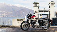 Triumph Bonneville T100 2017, Bellagio