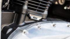 Triumph Bonneville T100 2017, motore High Torque