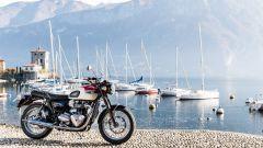 Triumph Bonneville T100 2017: prova, caratteristiche, prezzo - Immagine: 10