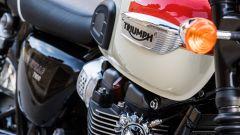 Triumph Bonneville T100 2017: prova, caratteristiche, prezzo - Immagine: 15