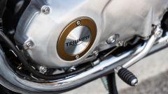 Triumph Bonneville T100 2017: prova, caratteristiche, prezzo - Immagine: 17